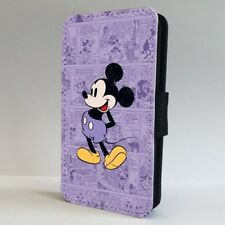 Mickey Mouse Disney Comic Style FLIP PHONE CASE COVER for IPHONE SAMSUNG
