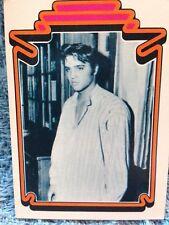 """NOS ELVIS PRESLEY 1978 BOXCAR """"ELVIS RECORDS #58"""" POCKET COLLECTOR CARD"""