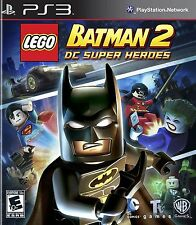 LEGO Batman 2 DC Super Heroes PS3 Black Label