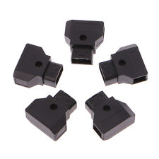 5Pcs DIY D-Tap Plug For DSLR Rig Power Cable Anton V-mount Battery Male