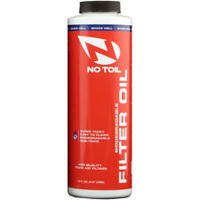 No Toil Filter Oil