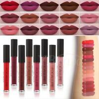 FOCALLURE 15 Types Matte Long Lasting Waterproof Moisturizing Lip Gloss Makeup R