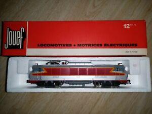 Jouef HO, Locomotive Électrique SNCF BB 15006 ref. 8345 M, 12V, boîte d'origine