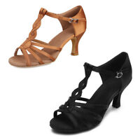 Brand New Ballroom Latin Dance Shoes for Women/Ladies/Girls/Tango heeled shoes