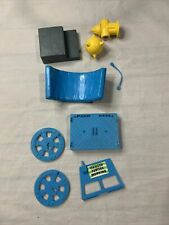 TMNT Turtles Sewer Playset Pieces And Parts Vintage 1989 Hydrant And Spike Ball