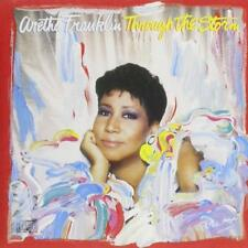 The Queen of Soul 👑 Aretha Franklin: Through The Storm 🎵CD + Elton, Whitney 🆕