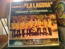 SEALED MEX LATIN FUNK LP~COMPARSA UNIVERSITARIA DE LA~FIESTA EN LA LAGUNA~HEAR