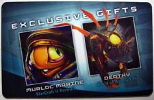 WoW - Deathy / Murloc Pet - Loot Blizzcon - World of Warcraft