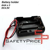 Battery holder portapilas porta pilas 3xAAA AAA SP