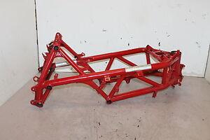 11-13 Ducati 848 Evo Corse Se Frame Chassis