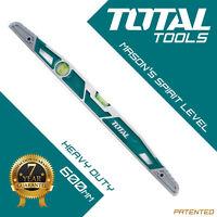 MASON'S SPIRIT LEVEL 600MM Professional Builders Hand Tool / DIY - Total Tools