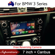 "7"" BMW E90 E91 E92 Car DVD GPS Stereo Player Head Unit for BMW 320i 325i 330i"