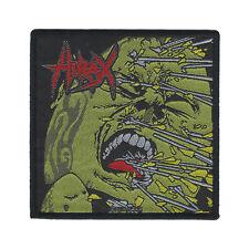 "Hirax ""Raging Violence"" Patch nuclear assault-dri-razor-evildead-whiplash-exodus"