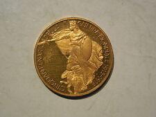 medaglia cinquantenario 1° guerra Mondiale 1915 1918 isonzo Carso Ortigara Piave