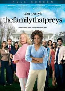 The Family That Preys (Full Screen Edition) - DVD - VERY GOOD