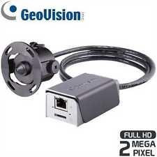 Geovision GV-UNP2500 2MP 3.7mm Super Low Lux Pinhole Camera, PoE, WDR