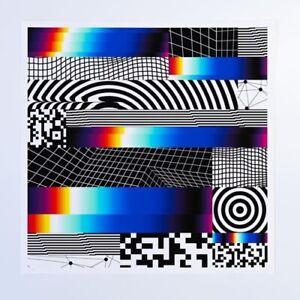 Felipe Pantone CHROMADYNAMICA 21 Art Print Signed Ltd Ed