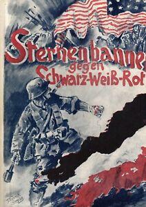 Otto, Sternenbanner gg Dt. Reich (Unter d Stahlhelm Bd 1, Erster Weltkrieg) 1930