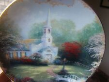 Thomas Kinkade Simpler Times J