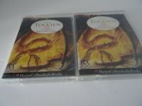 Audio Book The Hobbit Read by Martin Shaw JRR Tolkien 4 x Tapes