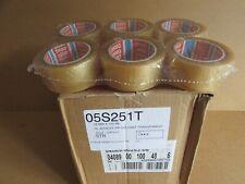 12 Clair Fort Parcel Packing Bande dessin animé d/'étanchéité 48MMX66M Sellotape Emballage