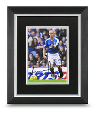 Kenny Miller Signed 10x8 Photo Display Framed Rangers Memorabilia Autograph +COA