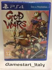 GOD WARS FUTURE PAST- SONY PS4 - NUOVO SIGILLATO - NEW SEALED PAL VERSION