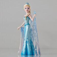 "8.5"" Elsa Couture de Force Figurine Figure Disney Disneyland Statue"