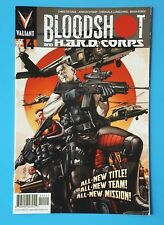 Bloodshot and H.A.R.D. Corps #14 VALIANT Entertainment 2013 Joshua Dysart