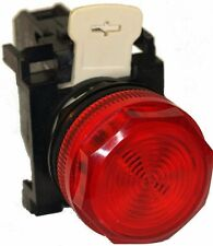 Micro Switch Red Pilot Light PW3G21 new no box