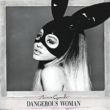 Ariana Grande - Dangerous Woman: Deluxe Edition - UK CD album 2016