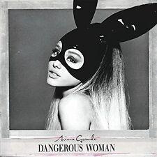 Ariana Grande - Dangerous Woman: Deluxe Edition - UK CD album 2016