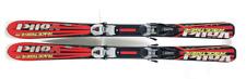 Junior Kinder Ski Carver Racecarver mit Bindung Völkl RaceTiger 06 Länge:120 cm
