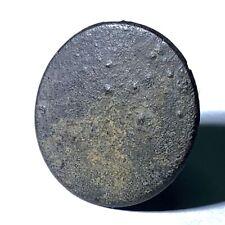 Revolutionary War Spanish officer America type button Pensacola Florida