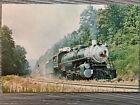 RAILROAD  Southern Railways Locomotive No.4501 Norflok Southern  K1-1WBS2