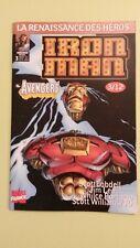 comics iron man la renaissance des héros n°3