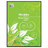 Dax Poster Frame 18 x 24, Clear Face/Black Border (DAXN16018BT)