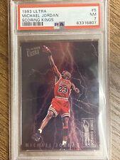 1993 Ultra Scoring Kings Michael Jordan #5 PSA 7 NRMT