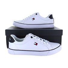 Tommy Hilfiger Mens Randal Sneakers (TMRANDAL) White size 7-13