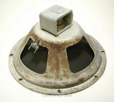 """Vintage Alnico Zenith 12"""" Speaker / 49-1121 / 1056 741 / 8 Ohm / #1"""