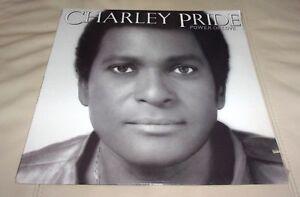 Power of Love by Charley Pride (VInyl LP, 1984 USA Sealed)