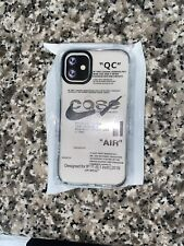 New Air Nike Off White iPhone PHONE Case OFF WHITE iPhone 11 (6.1)