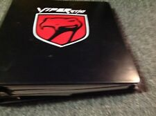 1993 1994 1995 Dodge Viper Factory Training Manual Set Factory RARE OEM