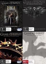 GAME OF THRONES Season 1 2 3 4 : NEW DVD