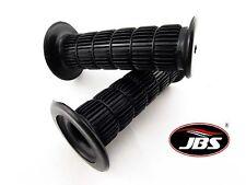 YAMAHA GT80 72-79 JBS BLACK HAND GRIP SET LEFT RIGHT PAIR HANDLEBAR GRIPS