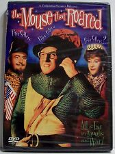The Mouse That Roared NEW DVD 1959 CLASSIC Peter Sellers in 3 Roles Jean Seberg