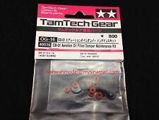 Tamiya 40516 GB-01 GB01 Aeration Oil Damper Maintenance Kit