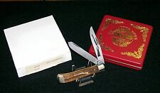 Boker 1873 Winchester Knife #060 Rifle Shield & Inscription W/Packaging,Sleeve