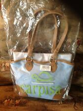 BRAND NEW CARPISA PURSE BOUGHT IN NAPLES ITALY