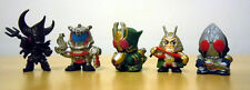 Bandai Kamen Masked Rider + Kaijin SD Figures 5 Pcs Lot Set Sale Blade Leangle